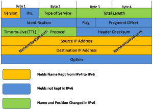 IPv6 Header and Fields 2