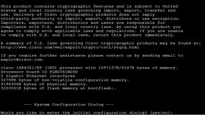 Basic Cisco Router Configuration Step 11