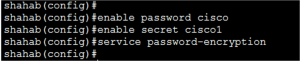 Basic Cisco Router Configuration Step 15