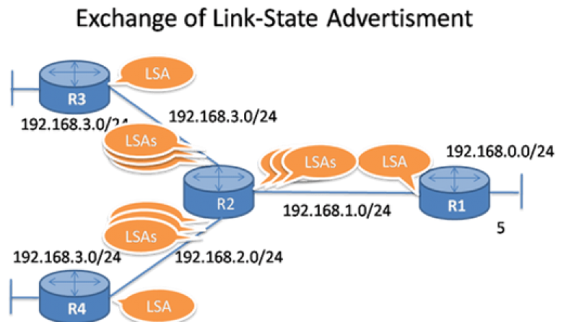 Link-State Operation