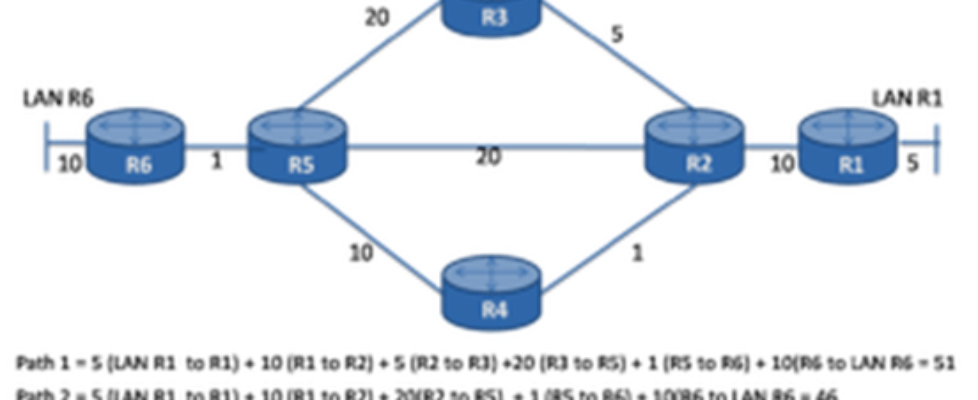 Shortest Path First Protocol