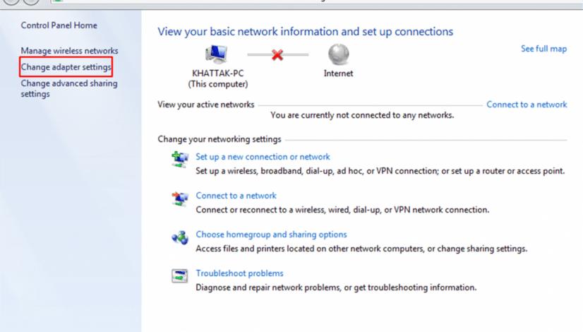 Assign an IP Address