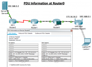 Router Switching Function 19