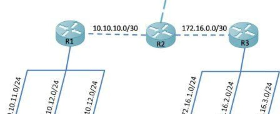 propagate the default static route