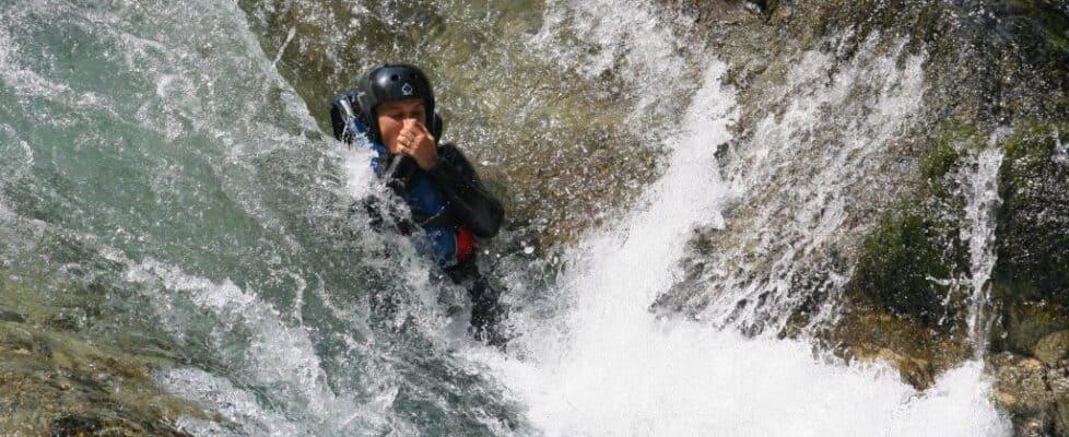 Body Rafting Adventures in Sicily