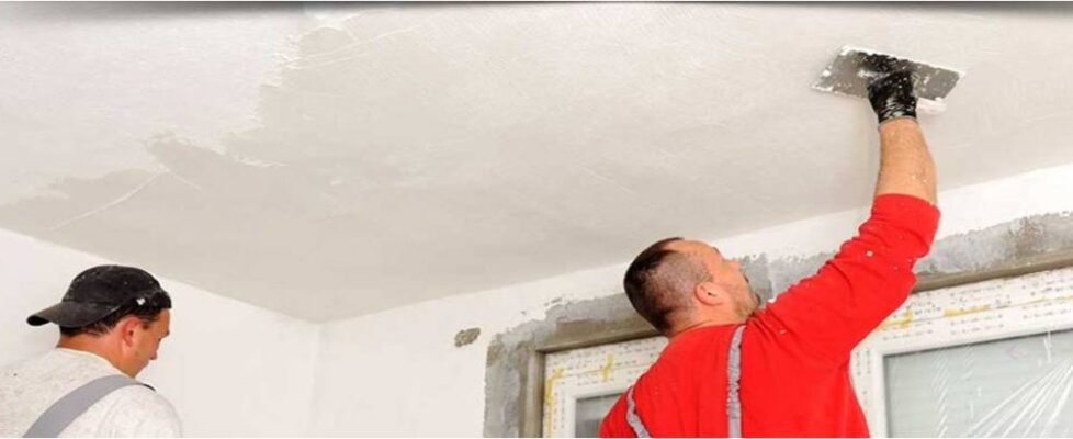 plaster walls