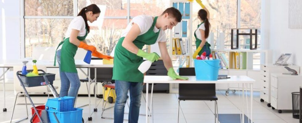 Best Office Cleaning Services in Singapore