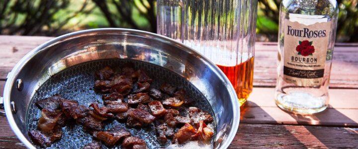 Bourbon and Food