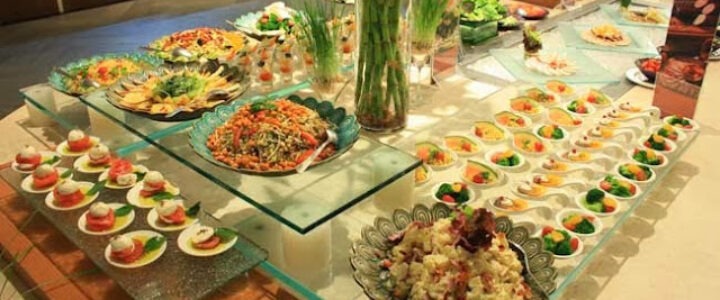 The penchant for buffet eating
