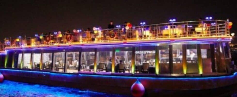 What Is Dhow Cruise Dubai