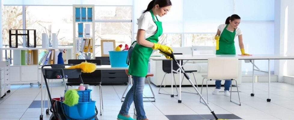 Commercial Cleaning Delivered
