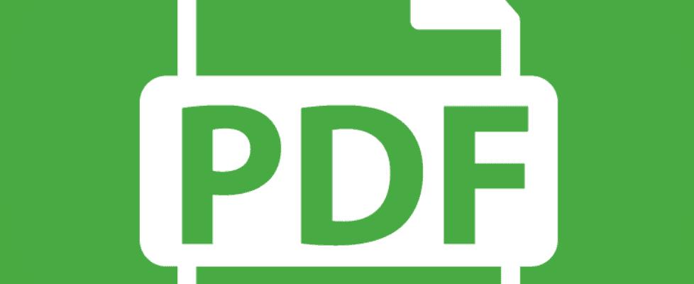 File Conversions to PDF