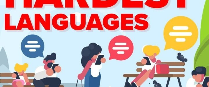 Hardest Languages to Learn in the World