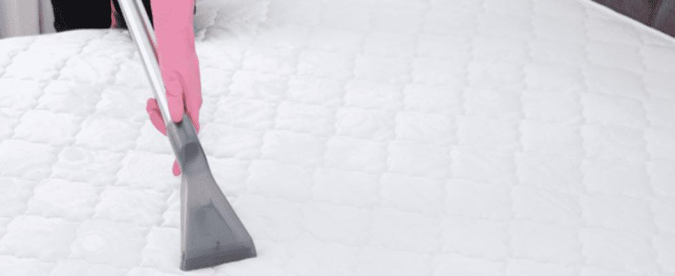 sanitize a mattress