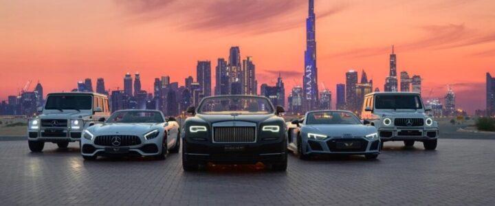 Rent a Luxurious Car Rental Dubai