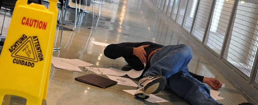 What steps should you take to strengthen a slip-and-fall injuries claim