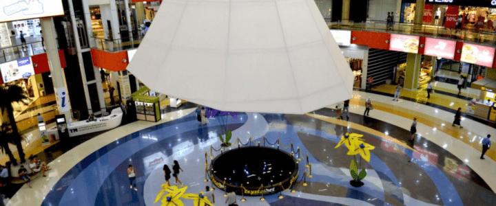 malls in america